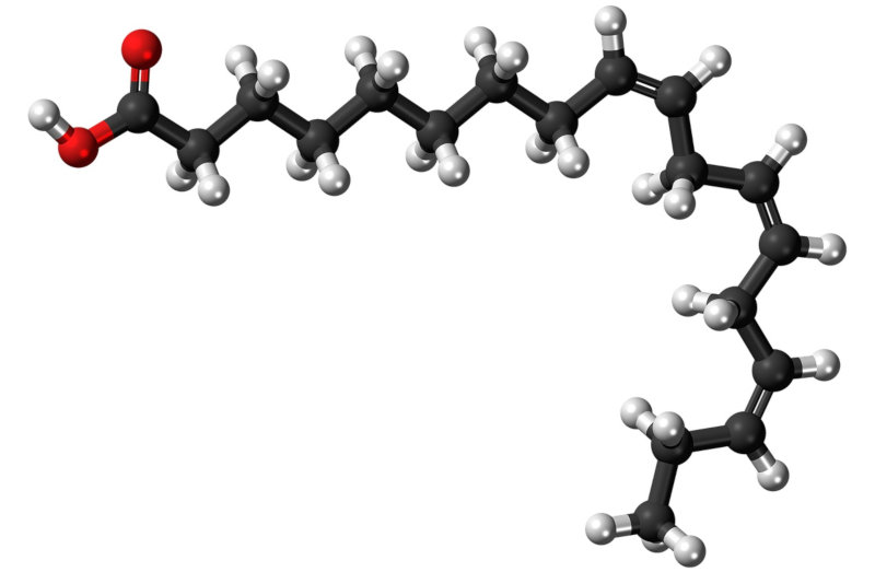 Alfa-linolén sav