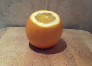 Narancs filézes